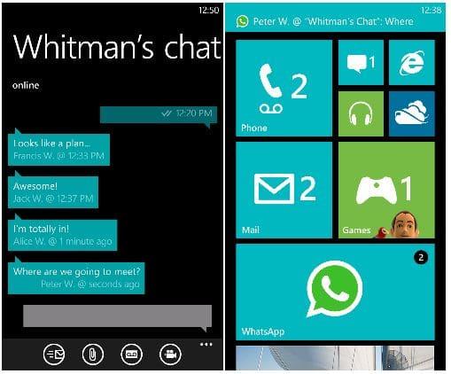wassap windows phone