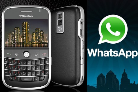 wassap para blackberry